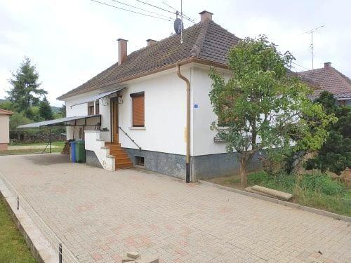 Maison plain pied à Rosheim