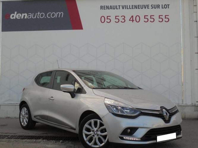Renault Clio IV BUSINESS dCi 90 EDC