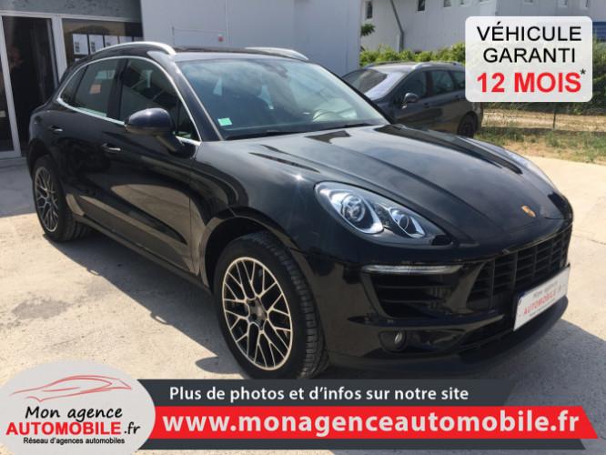 Porsche Macan S 3.0 V6 PDK