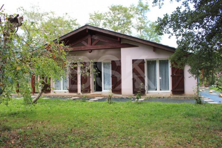 Maison de PLEIN PIED 100m² + TERRAIN 1850