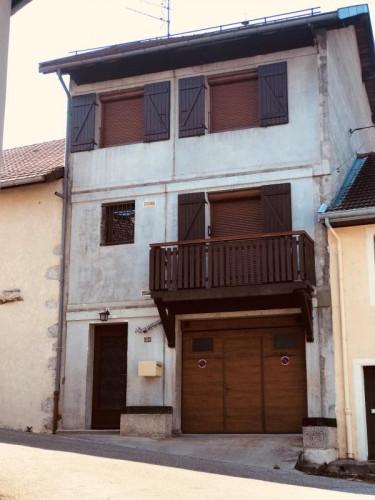 A VENDRE Maison de ville de 104m2 habitables à Virieu-le-Grand (01510)
