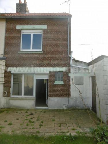 Maison 1 seule mitoyenneté 2 chambres Wormhout