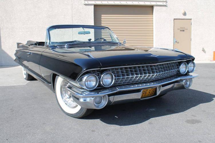 Cadillac Série 62 1961