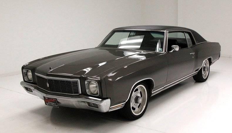 Chevrolet Monte Carlo 1971