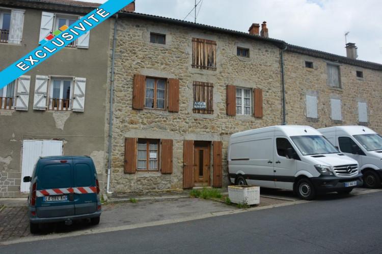 Maison de village 120 m2  à rénover