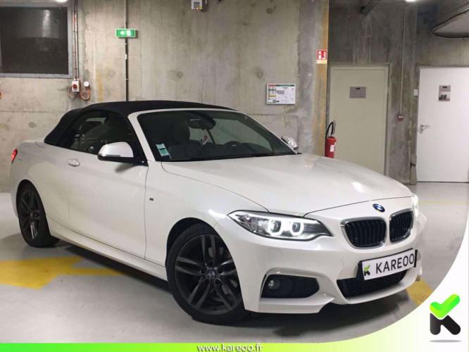 BMW Serie 2 CABRIOLET 220D M SPORT BVA8