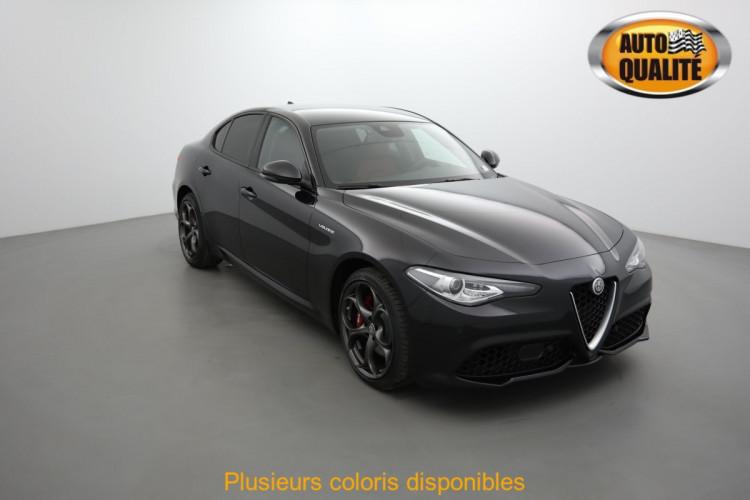 Alfa Romeo Giulia MY19 2.2 210 CH AT8 Q4 VELOCE