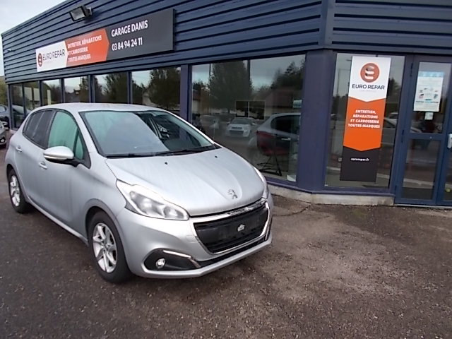 Peugeot 208 ACTIVE BLUE HDI 100