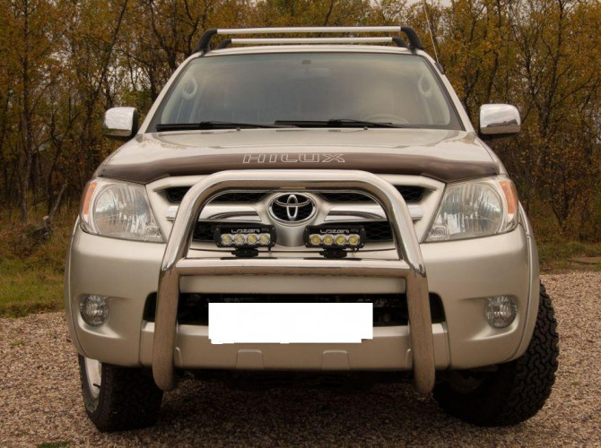 Toyota Hilux SR5 4x4 double Cabine