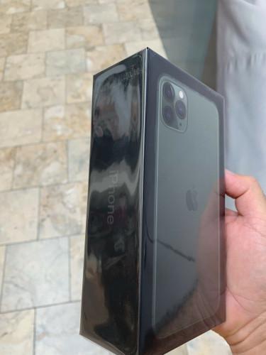 IPhone d'origine 11 PRO MAX 512 GB débloqué