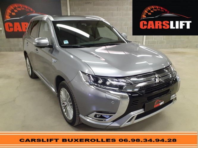 Mitsubishi Outlander PHEV 2.4 TWIN MOTOR 4WD INSTYLE ELECTRIQUE RECHARGEABLE