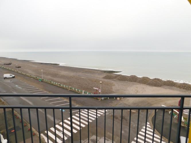 Appartement de 58m² à CAYEUX-SUR-MER avec balcon et magnifique vue mer