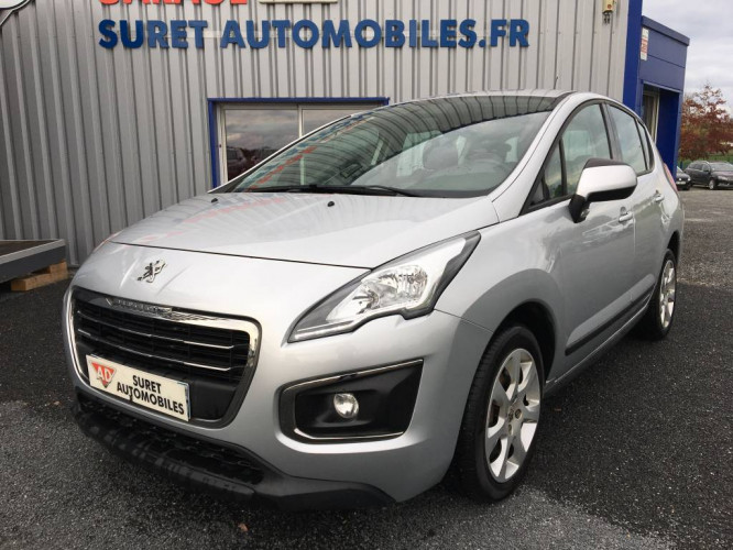 Peugeot 3008 1.6 HDI 115 FAP BVM6 Business