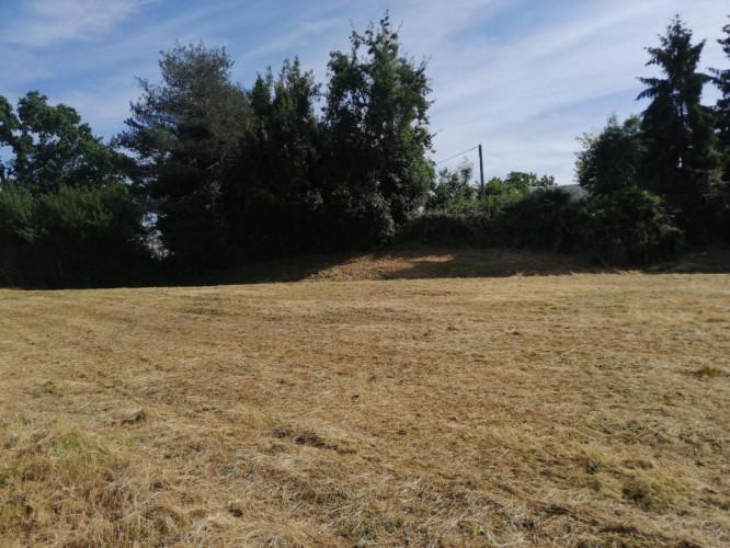 Terrain constructible à 10 mn au Sud-Est de Tarbes