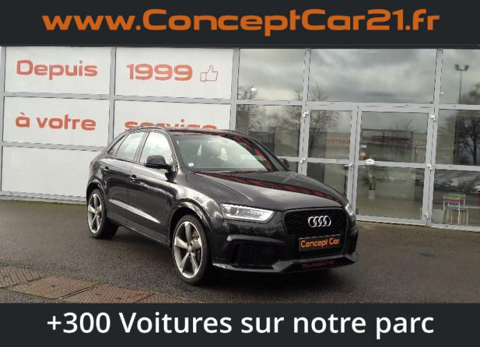 Audi RS Q3 2.5 tfsi 310ch quattro S tronic 7