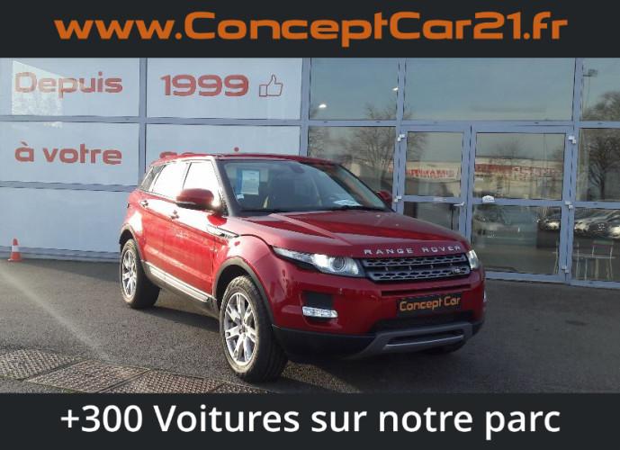 Land Rover Range Rover Evoque 2.2 ed4 pure gps xenon to