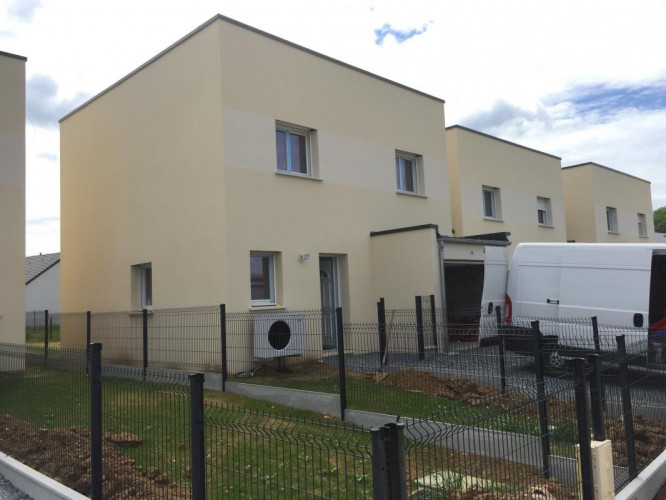 Location Maison Rocquancourt