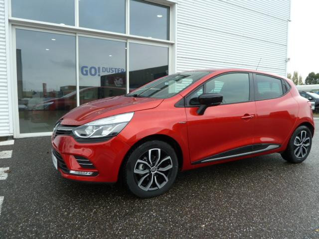 Renault Clio IV TCe 90 E6C Limited