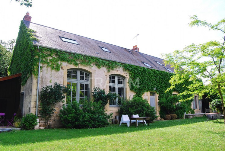 Maison de campagne 220 m²