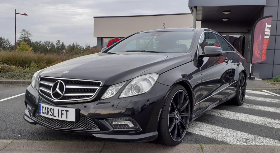 Mercedes Classe E COUPE 220 CDI 170 PACK AMG - GARANTIE 6 MOIS