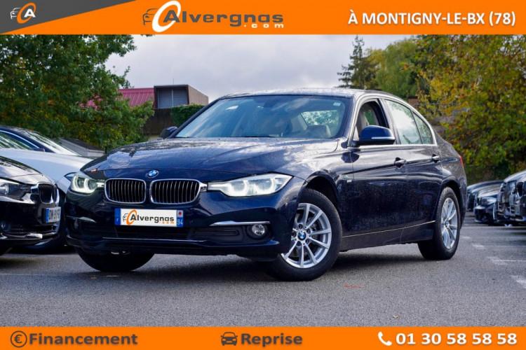 BMW Série 3 (F30) 316D 116 LUXURY