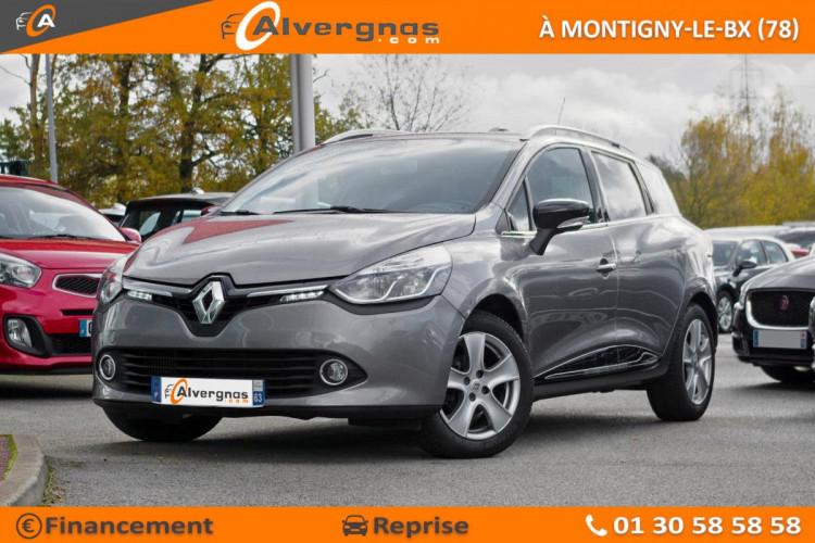 Renault Clio IV ESTATE 1.5 DCI 90 ENERGY INTENS ECO2 90G PACK TECHNO CAMERA DE RECUL