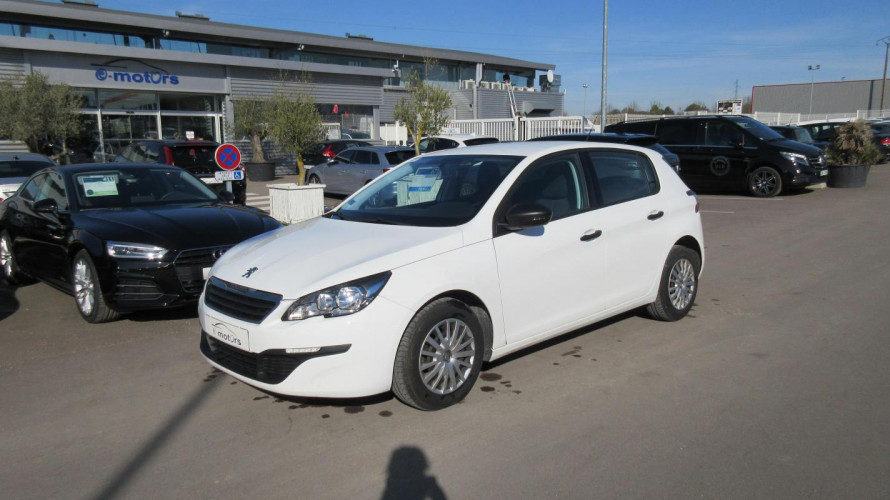 Peugeot 308 Pack CD Clim Confort HDI 92 2Places