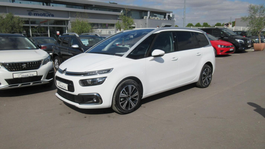Citroën c4 spacetourer GRAND Shine PureTech 130 S et