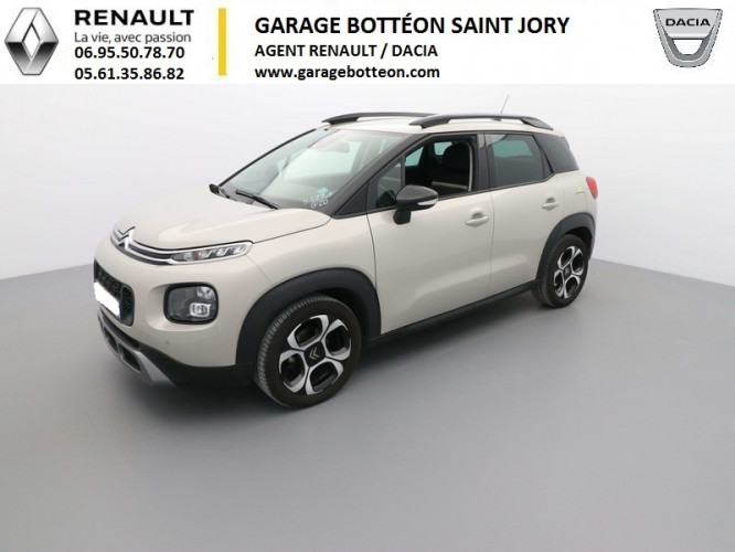 Citroën C3 Aircross BlueHDi 100 Shine 2019 Camera GPS