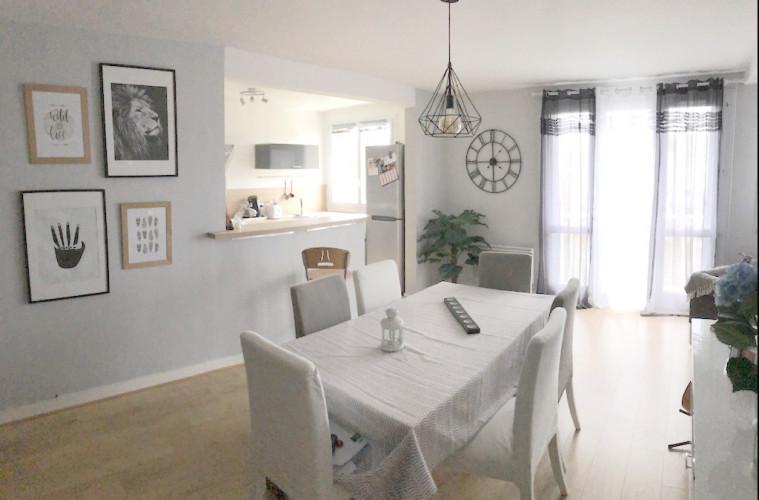 A VENDRE - Appartement Saint-lo 4 pièce(s) 73.72 m2
