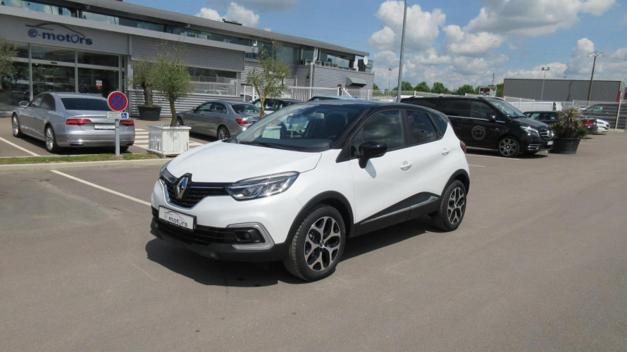 Renault Captur Intens dCi 90 + Pack City Plus