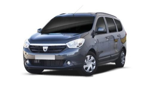 Dacia Lodgy TCe 115 7 places - Stepway 5P