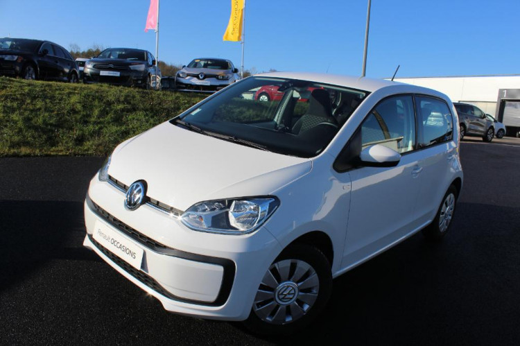 Volkswagen Up! 1.0 75 Up! Connect