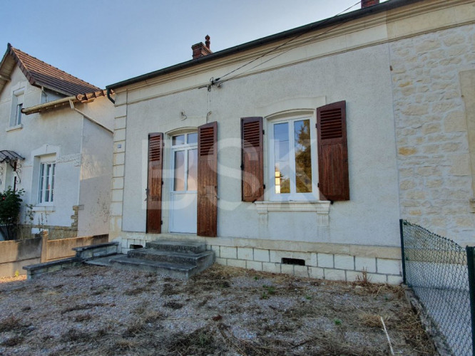 Belle maison à rénover