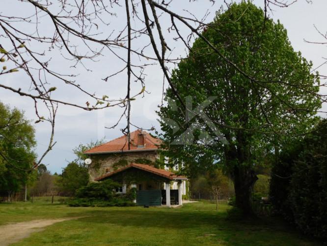 Authentique maison de maître de 145 m²