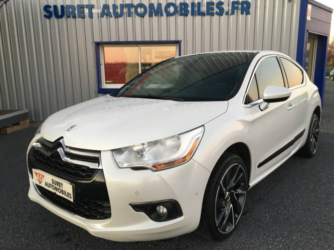 Citroën DS4 HDi 160 Sport Chic