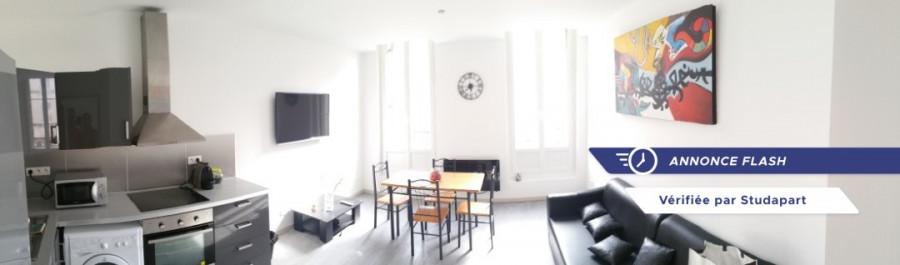 Chambre dans une colocation de 84m2
