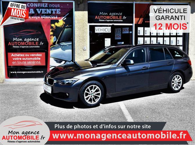 BMW Série 3 Touring 318dA 143ch Business