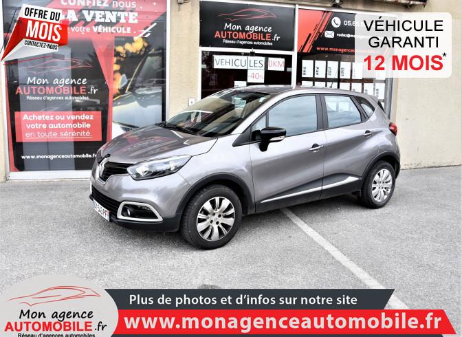 Renault Captur 90 CV TCE