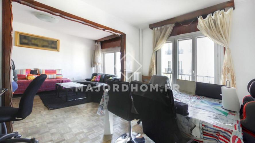 Vente appartement, 199500€, 76m², 3 pièces, situé à Marsei