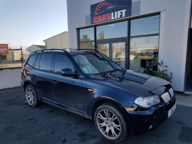 BMW X3 3.0D BITURBO 286cv PACK M