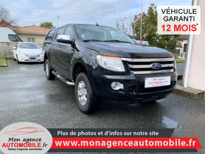 Ford Ranger 2.2 TDCi Double Cabine XLT Sport 4x4