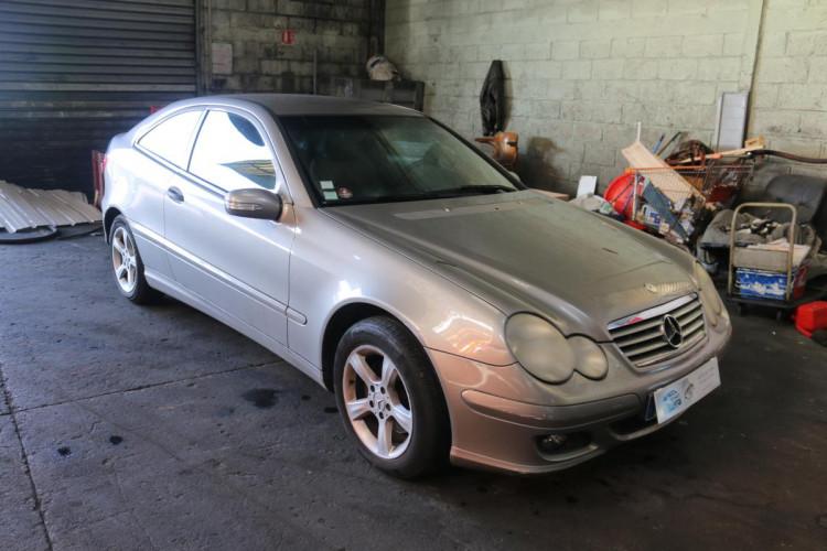 Mercedes Classe C SPORT Coupe 200 CDI A