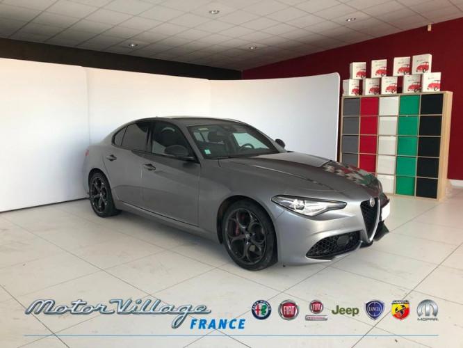 Alfa Romeo Giulia 2.0 TB 200ch Sport Edition AT8 MY19 12cv