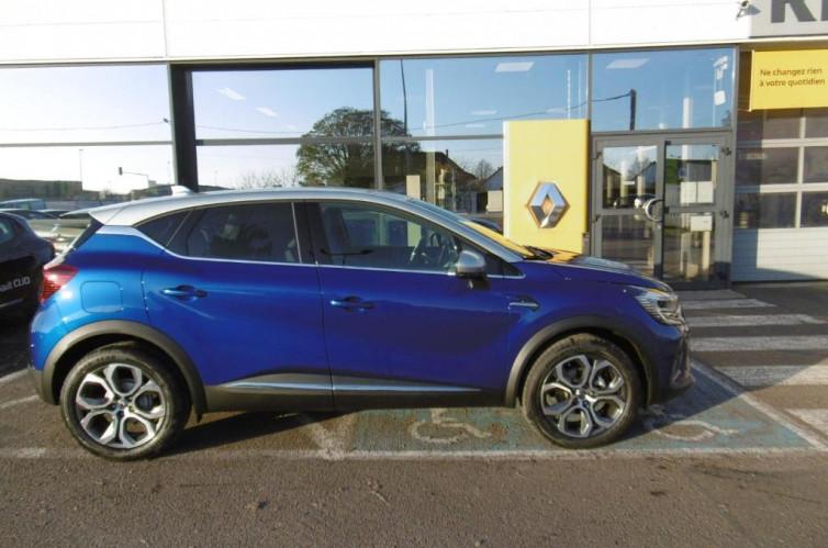 Renault Captur Nouveau Intens TCe 130 EDC FAP