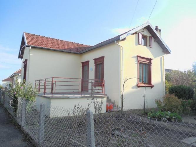 DOLE, 39100,  à vendre Maison des années 30, entièrement restaurée, 3 chambres, centre ville