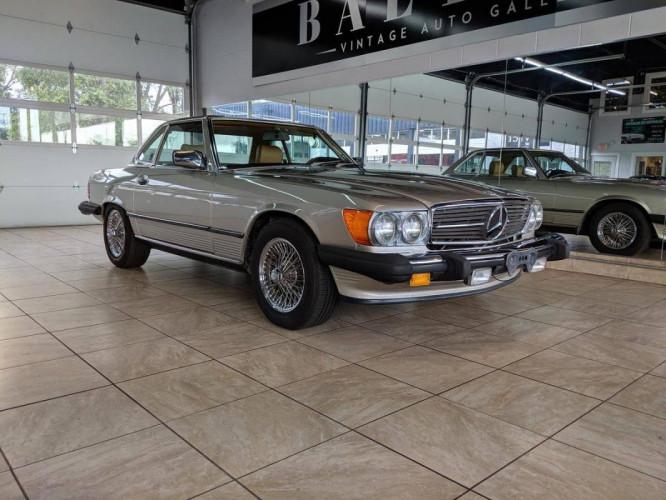 Mercedes SL 560 1988