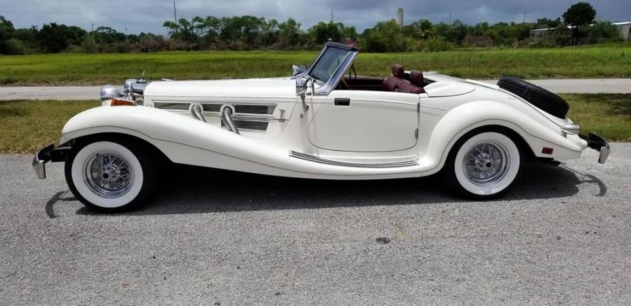 Mercedes 500 1934