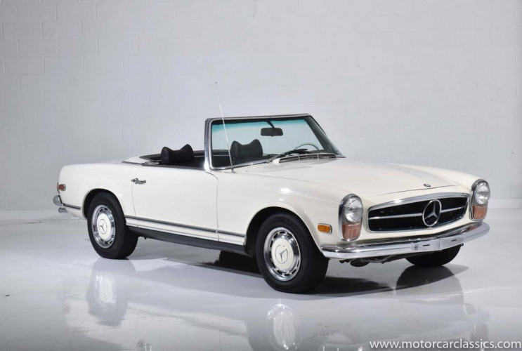 Mercedes SL 280 1970