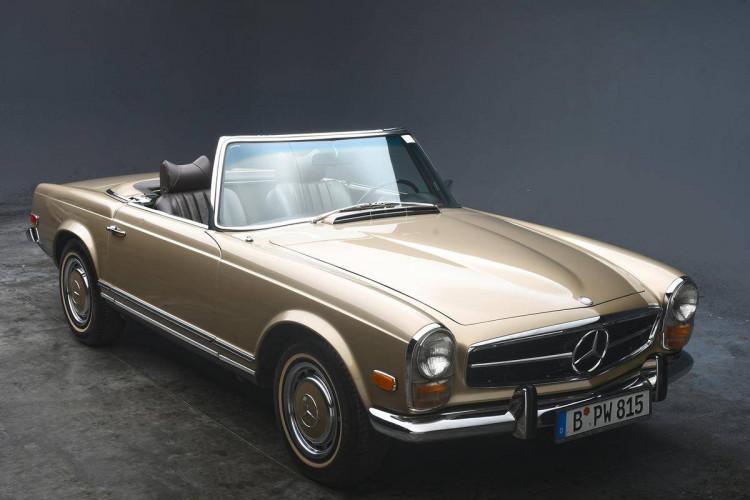 Mercedes SL 280 1969